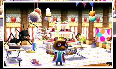 Animal Crossing Happy Home Designer Nook Challenge Items