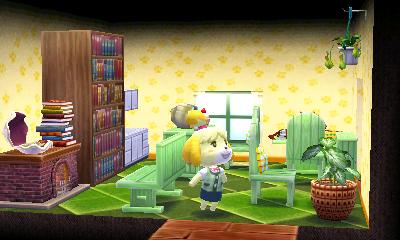 Animal Crossing Home Entrance