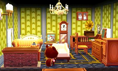 Animal Crossing Happy Home Designer Day 1 Continued Crystal Dreams
