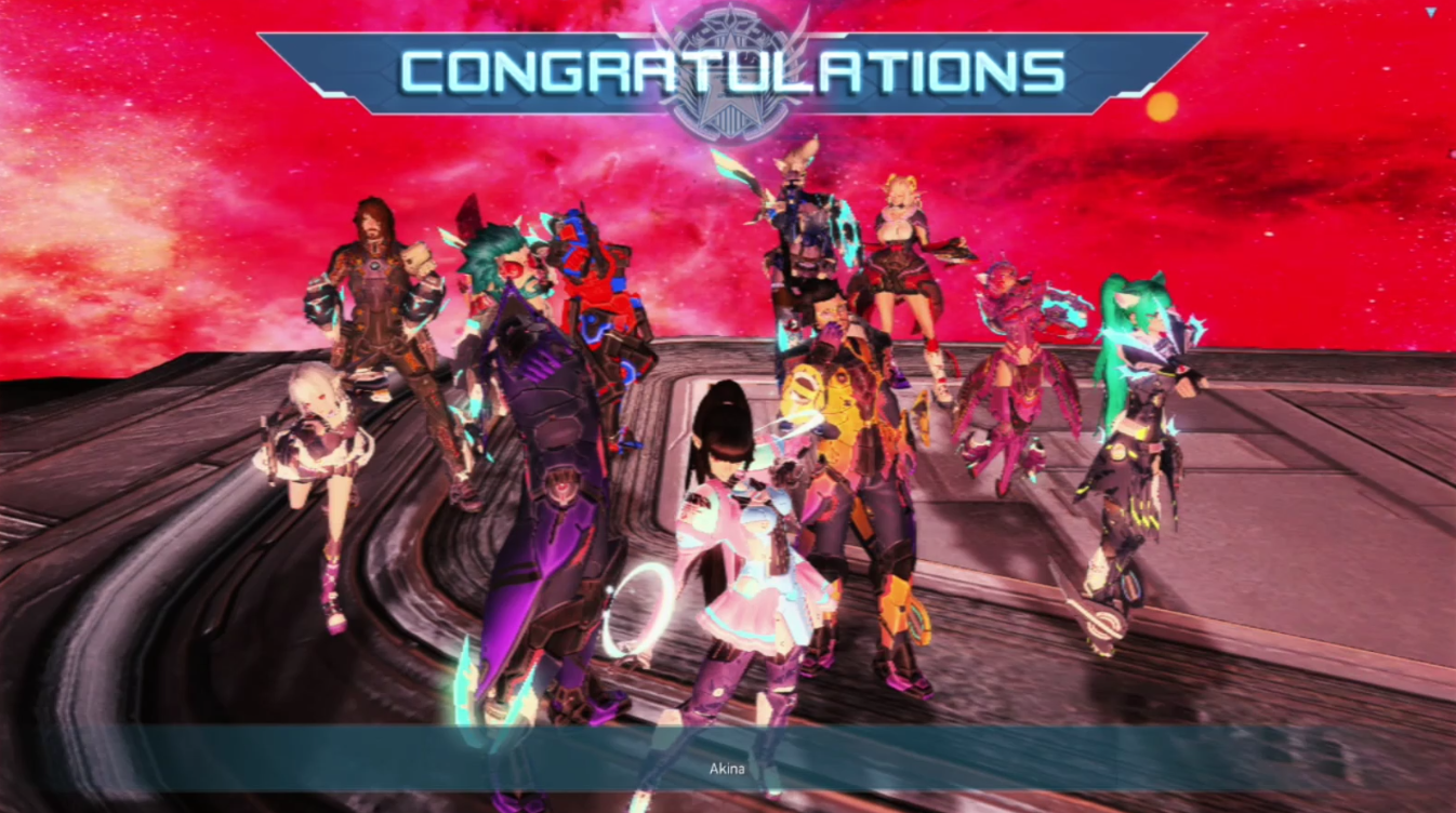 My congratulations photo!